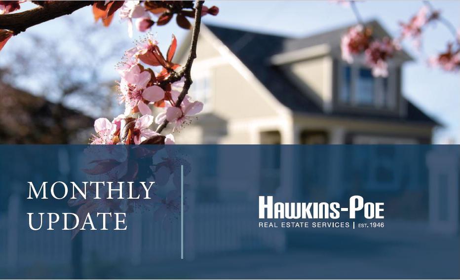 Hawkins-Poe Monthly Market Report - March 2021